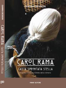Carol Rama, Casta Sfrontata Stella, Immagine di Copertina di Andrea Guerzoni, courtesy PRINP Editoria d'Arte 2.0
