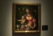 Bernardino Luini Madonna del roseto
