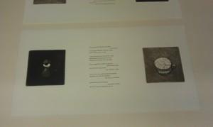 """""""Impaginare/Immaginare"""", due tavole del libro realizzato dagli studenti dell'Accademia sotto la guida di Franco Fanelli"""