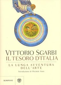 Vittorio Sgarbi, Il Tesoro d'Italia. La Lunga Avventura dell'Arte, 2013, Bompiani