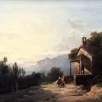 camino-giuseppe-paesaggio-con-cappelletta-1865-231