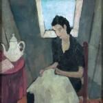 casorati-felice-cucitrice-nella-soffitta-1931-248