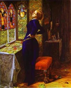 Sir John Everett Millais, Mariana, Tate Gallery, I Preraffaelliti, 24 Ore Cultura