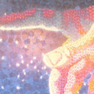 Claudio Cintoli, Una Manciata di Stelle, murale, 1970, courtesy Quodlibet