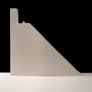 Firouz Galdo, Oltre, scultura, 2012, courtesy Luca Sossella Editore