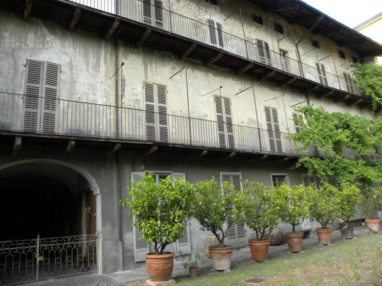 Casa Gallo, Spazio Espositivo, Castellamonte