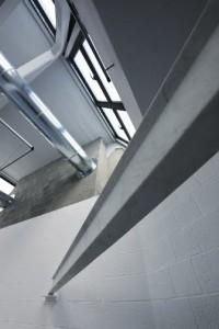Fabio Viale, Flat Line installati, courtesy Gagliardi Art System