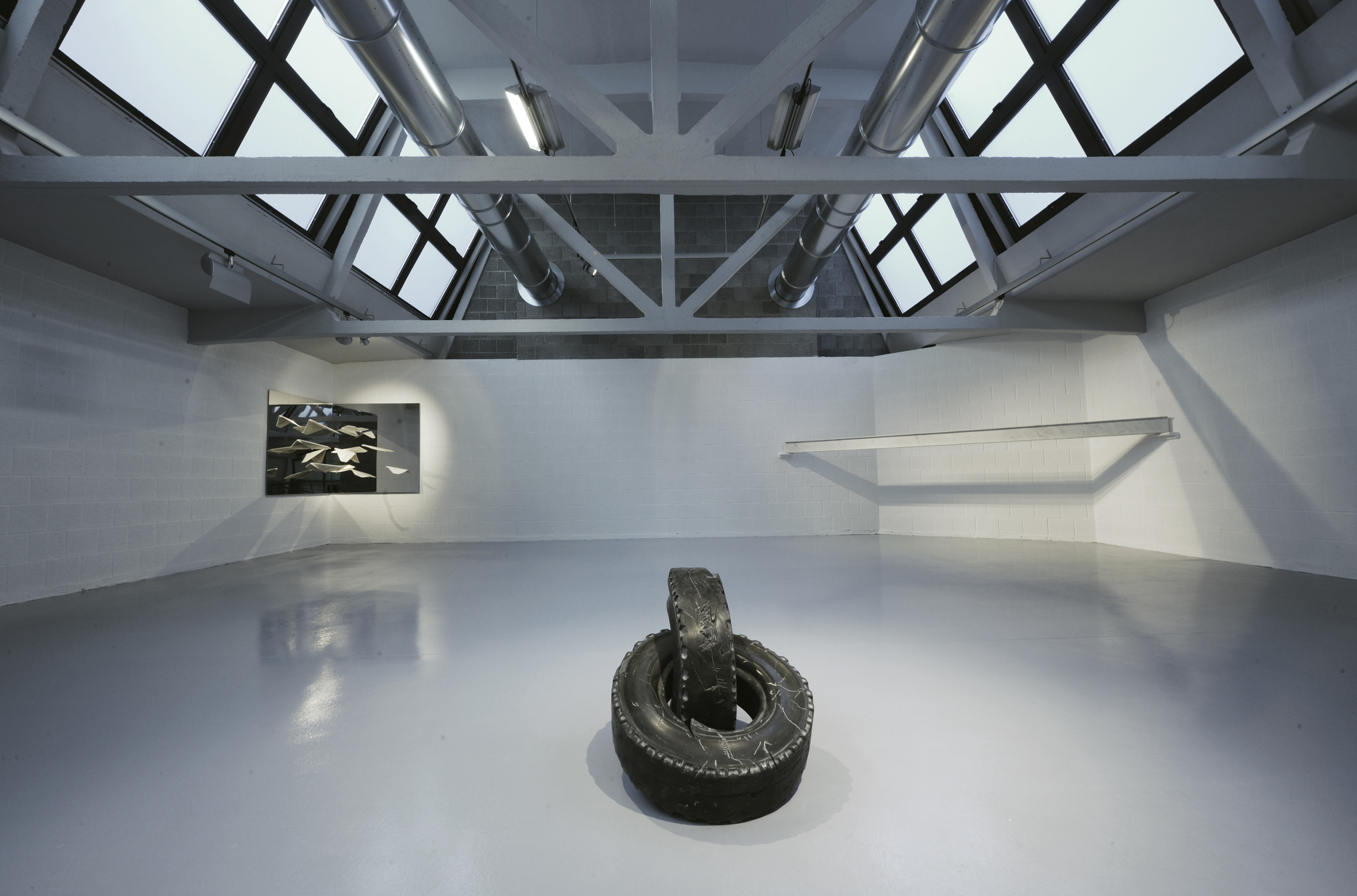 Gagliardi Art System, Installation View, courtesy Pietro Gagliardi