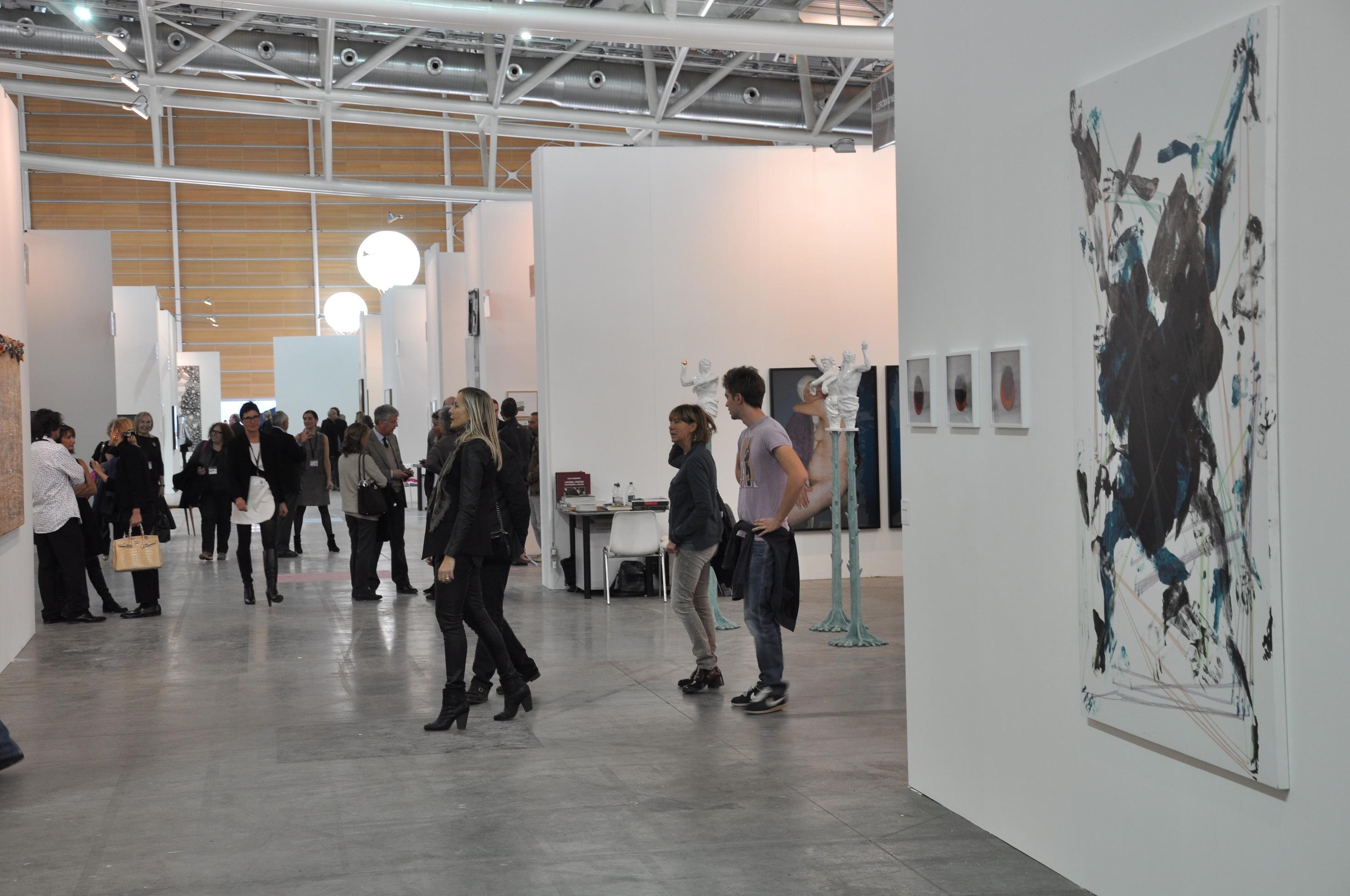 Artissima 2014, copyright Enrico Frignani