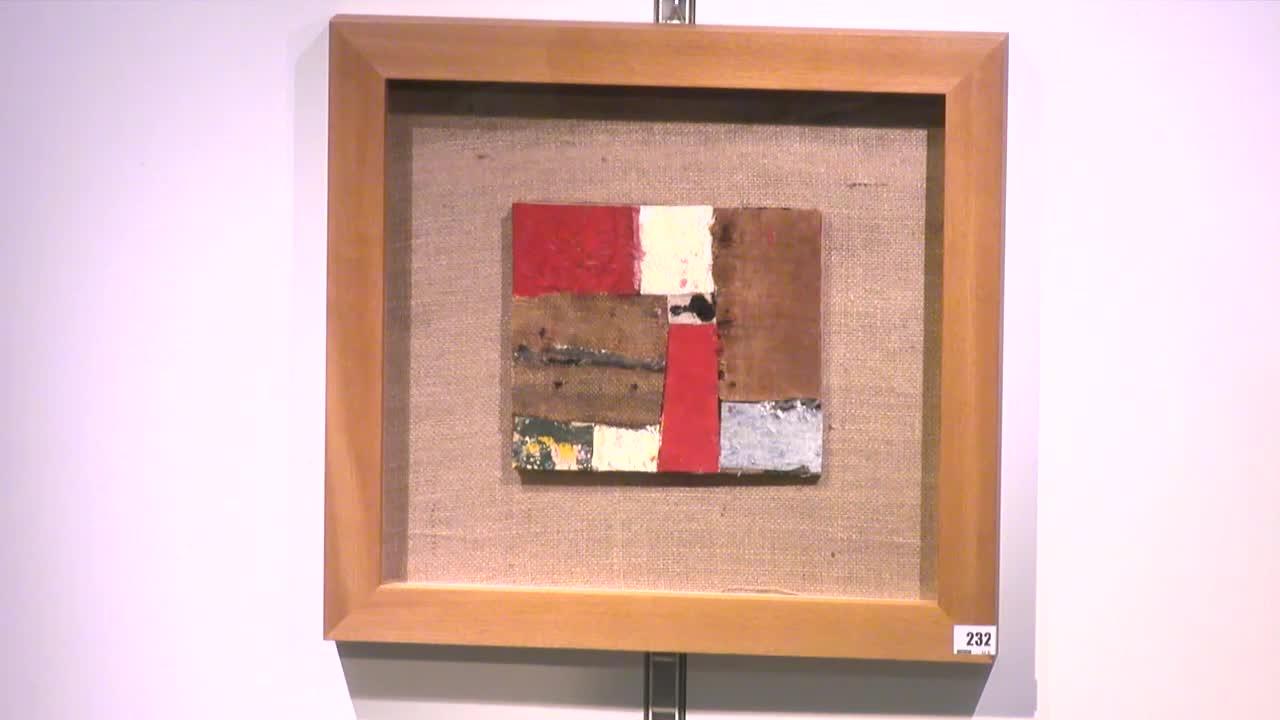 Grande successo per l'asta di dipinti moderni e contemporanei
