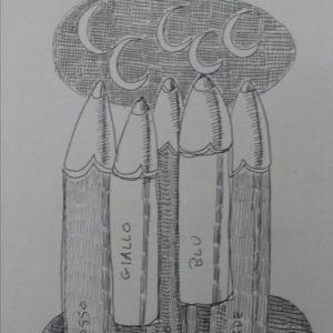 Pintapiuma per BLITZ. Partita Lampo
