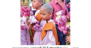 Culturale Tibetana, Addomestica la tua tigre