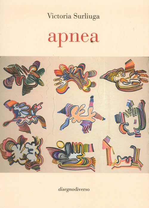 Victoria Surliuga, Apnea, con illustrazioni di Ezio Gribaudo