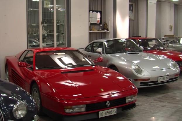 auto classiche e da collezione