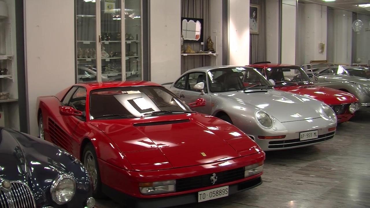 Asta automobili classiche e da collezione