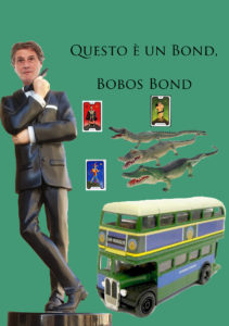 Bobos Bond, Live and let die