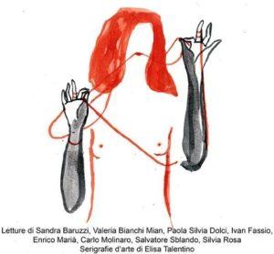 Elisa Talentino per POESIA DE' GENERE