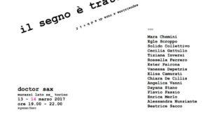 Il Segno è Tratto, a cura di Amalia de Bernardis + Ivan Fassio