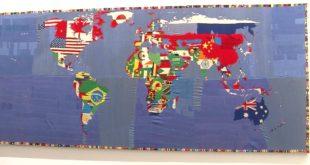 Alighiero Boetti, mimimum MAXIMUM a un passo dalla Biennale di Venezia