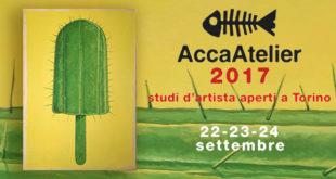 AccaAtelier 2017. Studi d'Artista Aperti