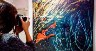"""Lamberto Correggiari. """"L'arte brucia"""" con la Fondazione Ducci"""