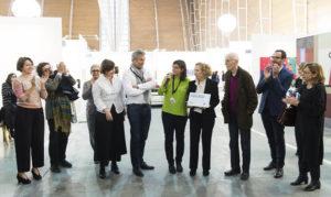 Premio Sardi Galleria Loevenbruckdi Parigi con un progetto suJean Dupuy
