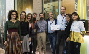 Refresh Premio Irinox. David Haines