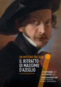 Ritratto di Massimo d'Azeglio
