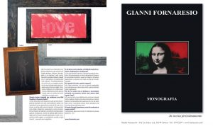 Gianni Fornaresio, Monografia