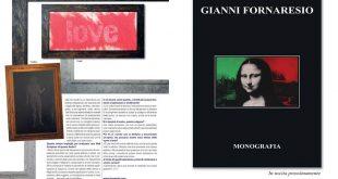 Gianni Fornaresio. Percorsi, Monografie, Laboratori