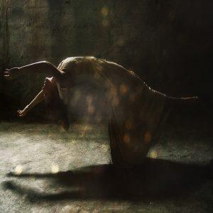 In the room, Isabella Indiesigh per Il Corpo Invisibile