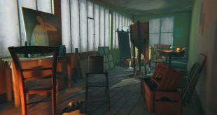 Modigliani VR: alla scoperta dello studio ocra