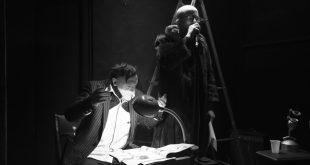 Madame Edwarda di Georges Bataille: Luca Atzori e Sandro C.