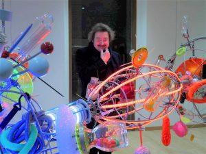 Enrico T. De Paris galleria GSF