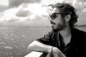 Il fotografo Stefano Stranges