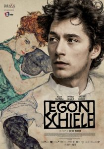 "Locandina di ""Egon Schiele - Death and the Maiden"""