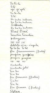 Poema fonetico