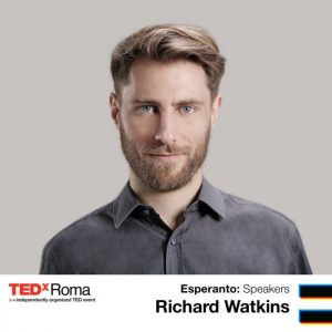 #TEDxRoma 2018 Speaker: Richard Watkins