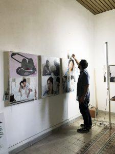 Luca Grimaldi_wip studio_Qualcosa del genere