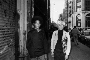 Ricky Powell_Basquiat e Warhol(c)RickyPowell.