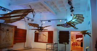 Leonardo Da Vinci Experience a Roma