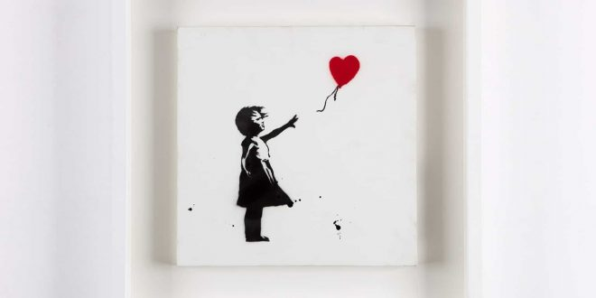 """Bansky Greatest Hits: 2002 – 2008"" a Londra"