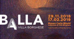 Balla a Villa Borghese