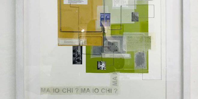 Luciano Gaglio: una volontà di esposizione oggettivata