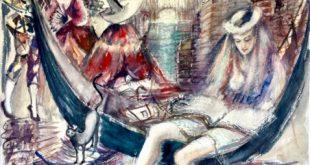 """""""Solo Acquarello"""" alla Galleria della Tartaruga"""