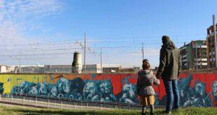 RAME PROJECT: la street art conquista Bassano del Grappa