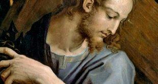 Il Cristo Portacroce di Vasari per Bindi Altoviti.