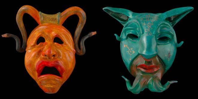 Le maschere arcaiche della Basilicata di Nicola Toce