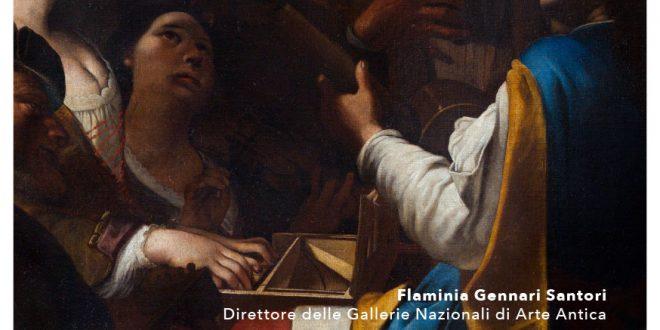 Mattia e Gregorio Preti a Roma, Palazzo Barberini