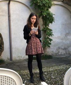 Greta Girolimetto per Spazio Parentesi